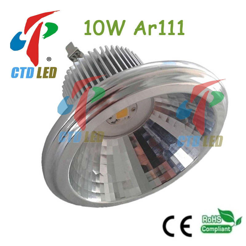 CTD LED Strong brightness 10W Ar 111 reflector