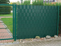 Anti-UV PVC Coated Polyester Mesh Fabric for Garden Fence
