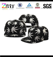 2015 Wholesale custom print 5 panel hat strapback snapback cap hat