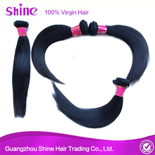 wholesale good quality 8a grade raw 100% virgin peruvian hair weft