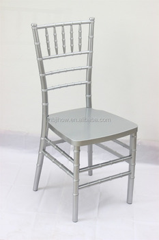 good quality resin tiffany chair plastic /Europe popular wedding chair