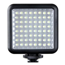 Godox LED Video Light LED64 On Camera Light For Canon Nikon DSLR and HDV Camera CL64