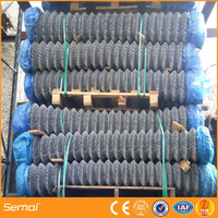high quality 2 inch chain link fence covering(anping factory)