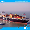 Bulk ocean shipping company to Singapore