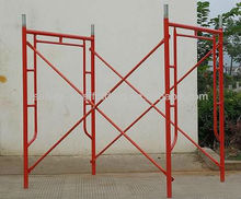 painted galvanized hot dip galvnaized steel frame
