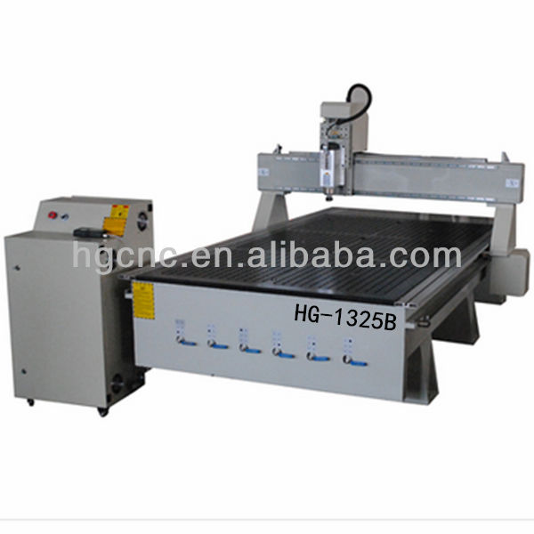 HG-1325B Factory directly on sale heavy duty type techno cnc router for sale