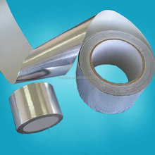 High Temperature hear resistant Glass fiber reinforced aluminum foil tape