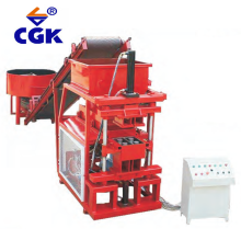 CGK 2-10 Fully Automatic Clay Mud Bricks Making Machine