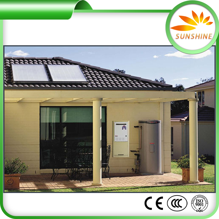 Solar Panel System Sus 304 Stainless Steel Solar Hot Water Prices