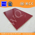 High Glossy Acrylic Solid Decorated MDF Modern Kitchen Cabiners