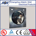 Match-Well tube axial exhaust fan