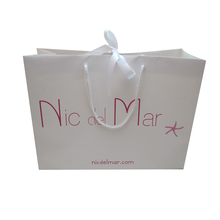 custom gift paper bag with logo printed