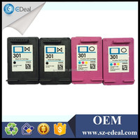 Full ink cartridge for HP 301 301XL compatible ink cartridge