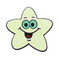 Custom Star Shape Glow In The Dark Souvenir Cheap Novelty Coin