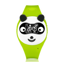 Kids GPS Tracker Wrist Watch Cell Phone AGPS LBS Position Monitoring waterproof kids gps watch with Cartoon Mask