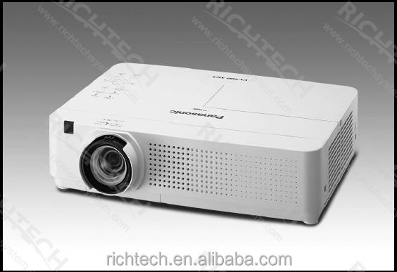 Digital interactive and holographic LED projector PT-VX400 4000 lumens for home threater,,adverting display