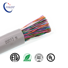 Hot sale fatory price top quality cat3 100 pair telephone cable