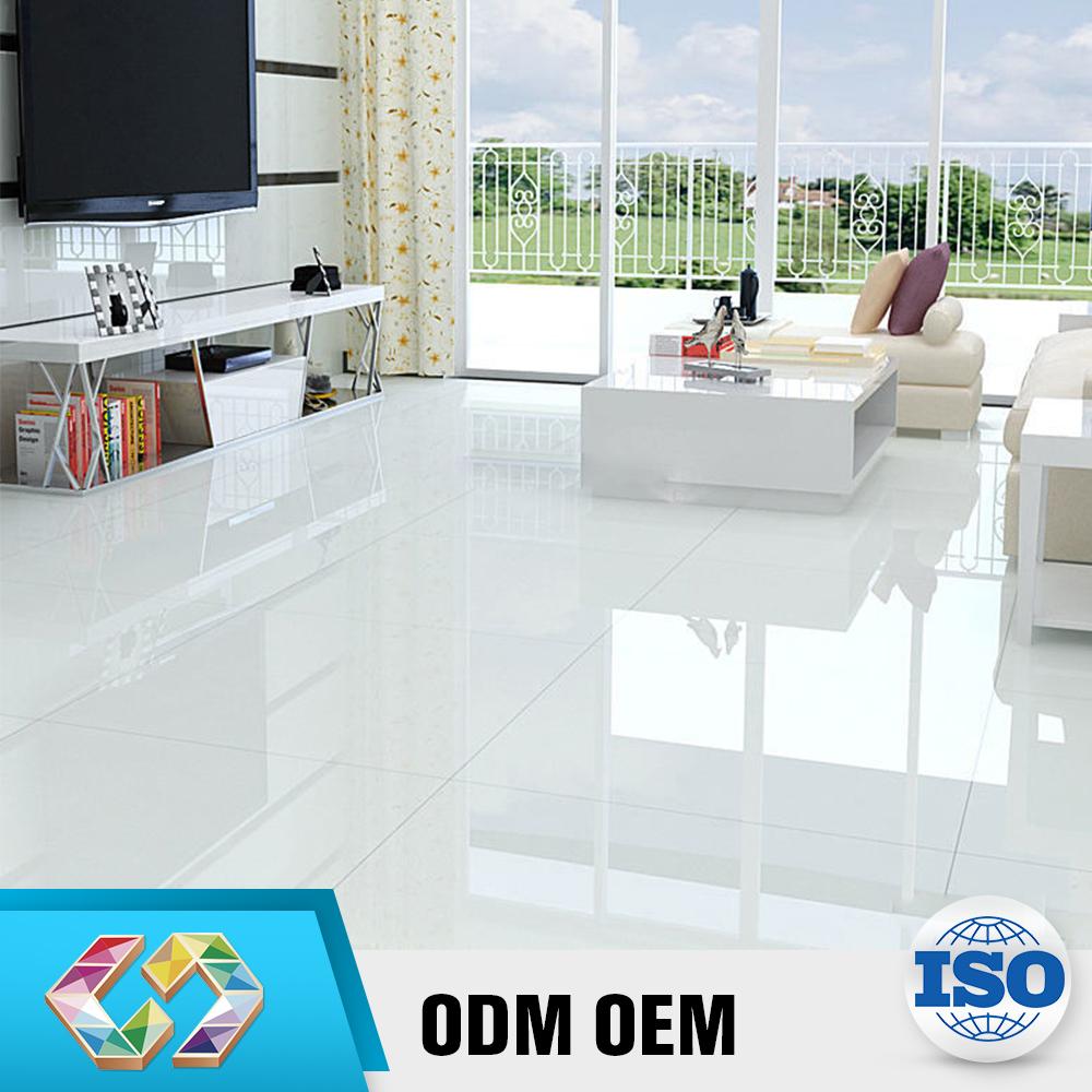 Sparkle floor tiles