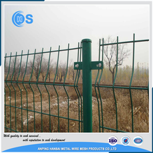 China Manufacturer hot sales 1x1 welded wire mesh fence