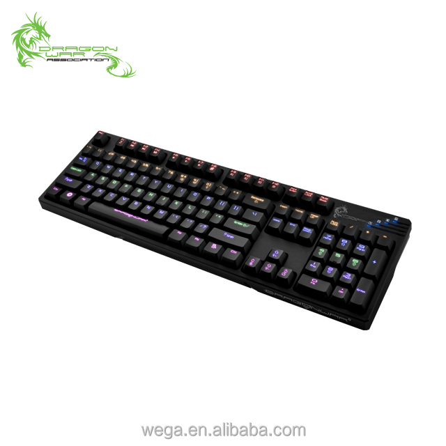 2016 the newest Kailh Cherry led mechanical keyboard