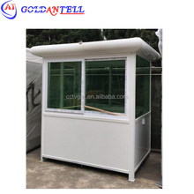 Fashionable design Shenzhen professional portable guard house supplier
