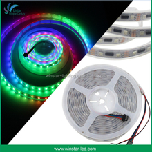 5050 RGB IC WS2812 144 led / m WS2812B Adressable LED Strip