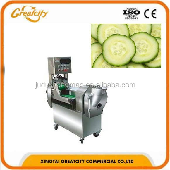 Cabbage Slice Cutting Machine|Commercial Leafy Vegetable Cutter