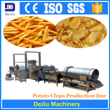 2017 Hot Sale potato chips making machine with plant cost for family business