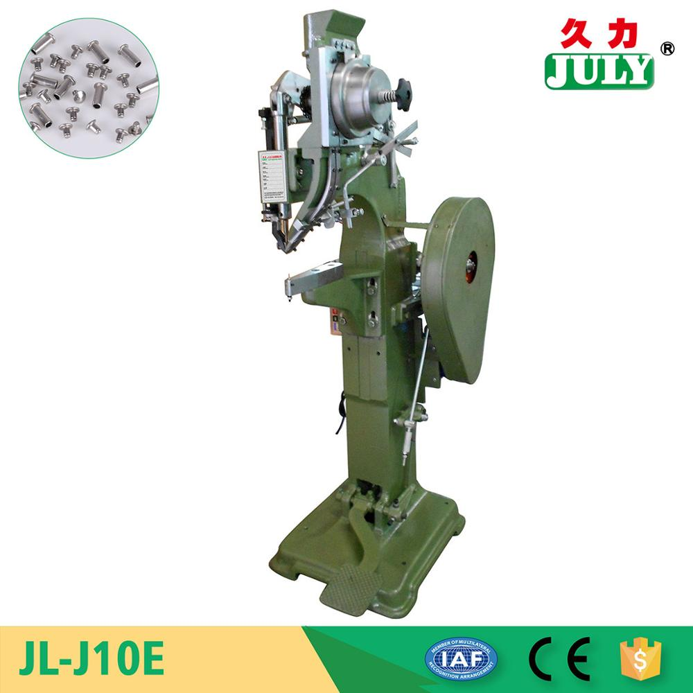 factory JULY brand high end blind big model tubular rivet machine