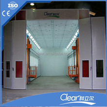 industrial spray booth oven is truck paint booths for large vehicle painting