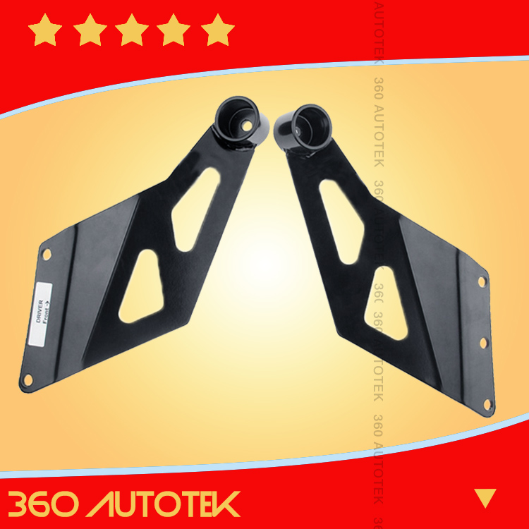 "auto part 50"" LED Straight Light Bar Bracket Roof Mount for dodge RAM 2002-2008 2500/3500"