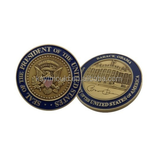 2016 New Design Custom Euro Old Challenge Coins
