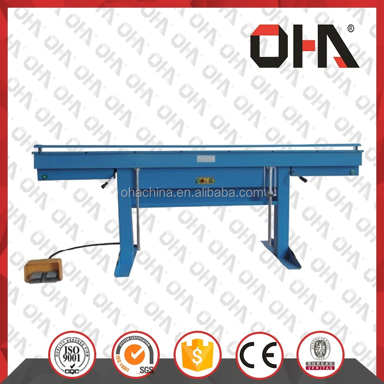 "INTL"" OHA "" Magnetic bending machine EB1000 With CE standard"