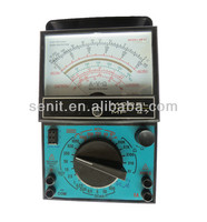 Professional AC/DC LCD Protective Function Analog Multimeter,Ohm Test Meter MF47