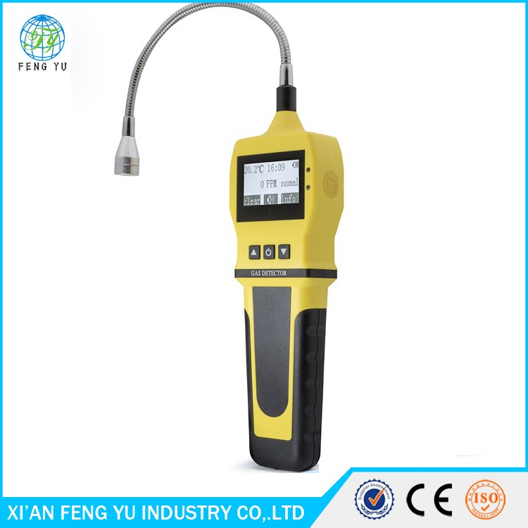 Hydrogen Portable Multi Gas Leak Detector