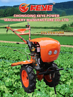 Kama power tiller for Iran cultivator market