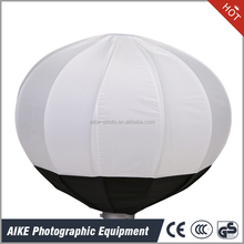 The Lastest Design Indoor Photography 360 degrees of light Lantern Softbox with Translucent White Fabric