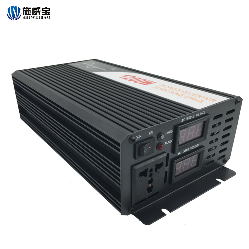 Wholesale 325*165*85mm 1500w Pure sine wave inverter