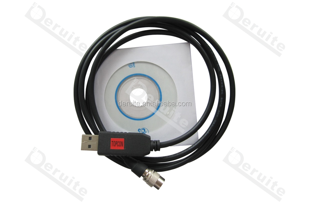 Data transfer cable/data download cable for SOKKIA total station