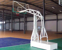 international remove Electric hydraulic basketball stand/system