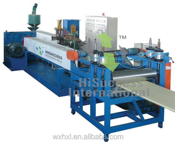 XPS Extruded polystyrene board Production Line