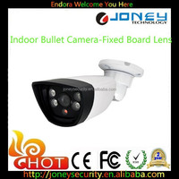 4pcs Array IR LED Full HD CCTV Indoor Bullet IP Camera ( 720p , 960p, 1080p for optional )