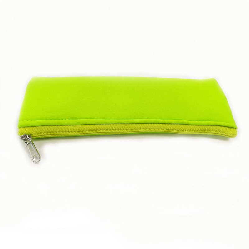 Neoprene pencil pouch gift case bag for school & office use
