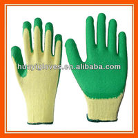 Industry Safety Latex Coated Cotton Gloves
