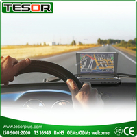 Car Multimedia HUD Head Up Display System