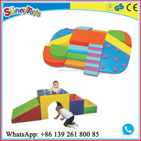 Soft play indoor equipment baby soft play area