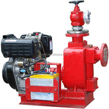 Low fuel Fire Fighting Water Motor Pump Price