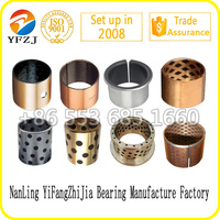 fast supplier low price sliding bearings,auto bushing,oilless bushing