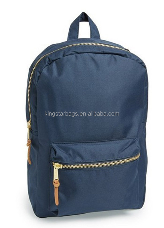 Blue Color School Book Bags