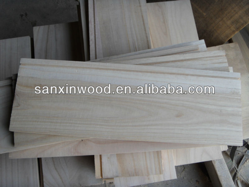Drawer Sides - paulownia - No Finger Joints